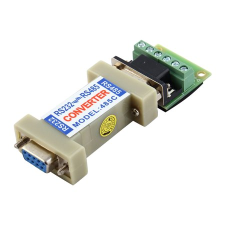 RS232 to RS485 Communication Data Converter Adapter for ATM Machine