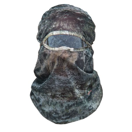 Mossy Oak Mountain Country Mesh Face Mask