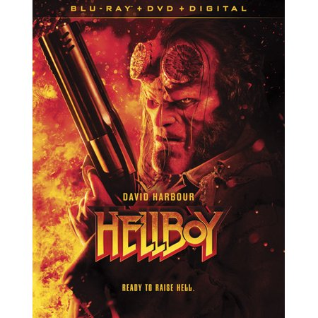 Halloween 1 2019 Cast (Hellboy (2019) (Blu-ray + DVD +)