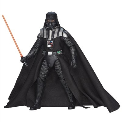 Darth Vader Star Wars The Black Series 6-Inch Action Figure #02 for $<!---->