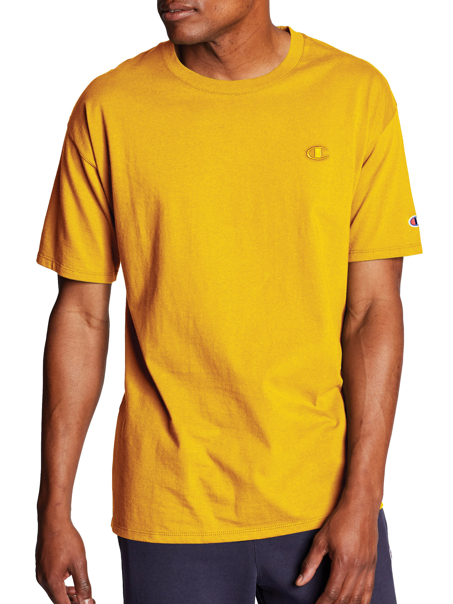Champion Mens Jersey T-Shirt
