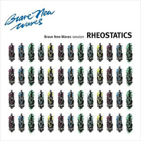 Rheostatics - Brave New Waves Session [CD]