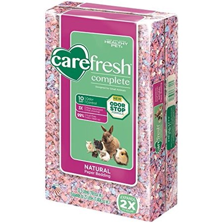 Absorption Corp Carefresh Confetti Premium Soft Bedding for Small Animals