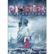 5-Film Disaster Collection: Epicenter   The Chain Reaction   The Day The Earth Moved   Fire From Below   The Day the Sky... by ECHO BRIDGE ACQUISITION CORP