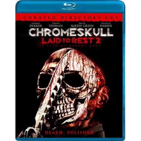 Chromeskull: Laid to Rest 2 (Blu-ray)