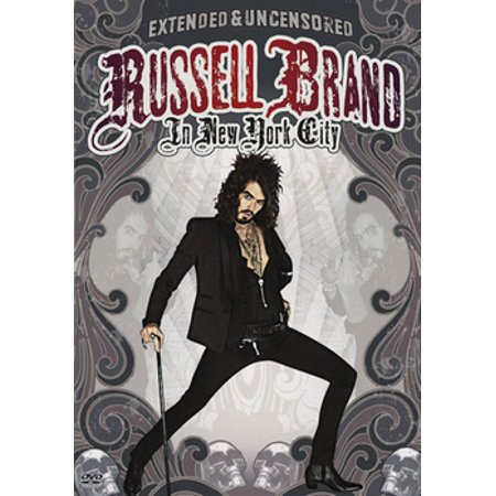 Russell Brand: In New York City (DVD) - Halloween Weekend New York City 2017
