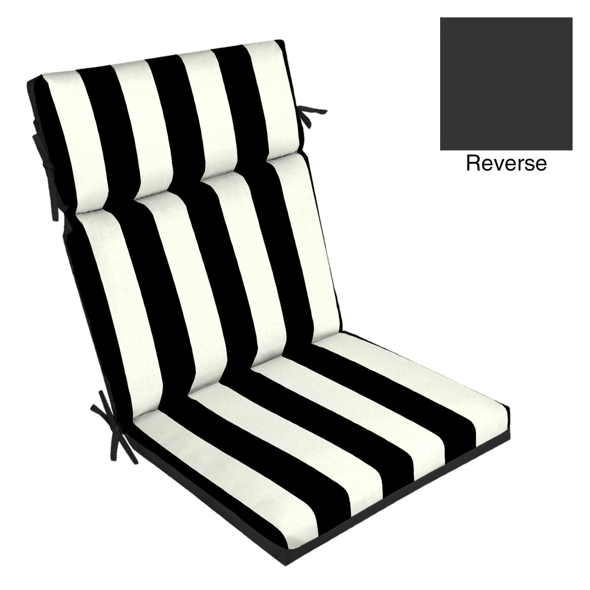 Outdoor Chair Cushion, White Outdoor Chair Cushions