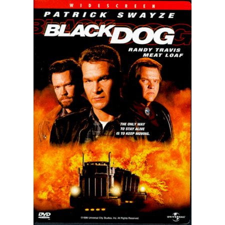 Black Dog (DVD) (Squirrel Dog Movie)