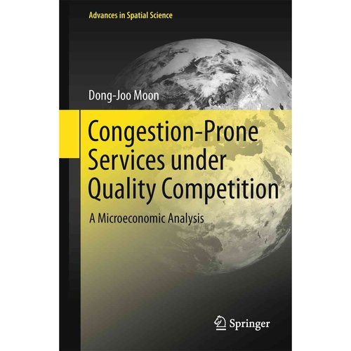 Congestion-Prone Services Under Quality Competition: A Microeconomic Analysis