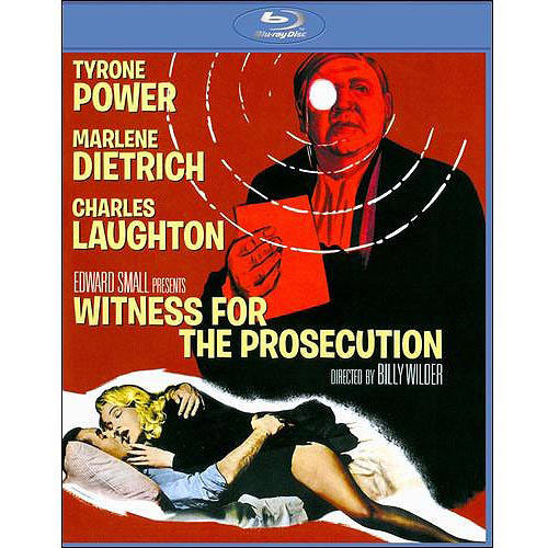 Witness For The Prosecution (1957) (Blu-ray)