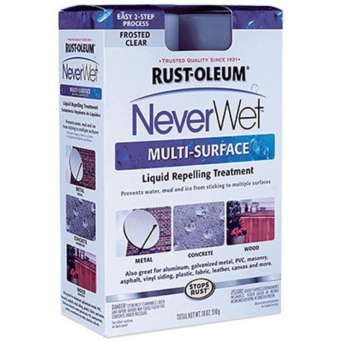 Rust Oleum 274232 Never Wet Multi Purpose Kit