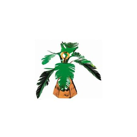 Amscan 205747 2. 5 x 2. 5 x 5. 5 Palm Tree Balloon Weight (Palm Tree Balloon)