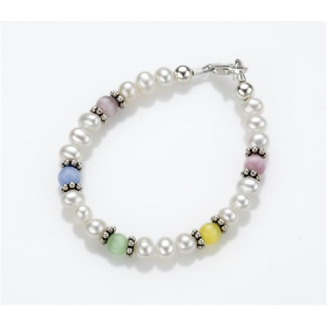 My Little Jewel  P6XS Gumball Designer Bracelet - X-Small - 0-3 Months - 4 Inches
