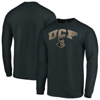 UCF Knights Fanatics Branded Campus Long Sleeve T-Shirt - Black