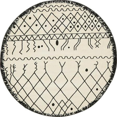 Unique Loom Tribal Fez Rug ()