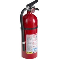 Kidde Pro 210 ABC 160CI 4 lbs Fire Extinguisher