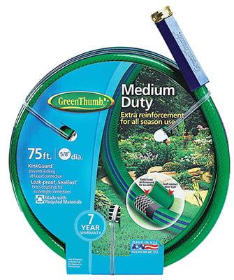 "Green Thumb 669133 5 8"" x 75' Nylon Reinforced Garden Hose by TEKNOR-APEX COMPANY"