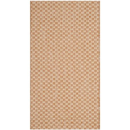 Safavieh Courtyard Blair Geometric Indoor/Outdoor Area Rug or Runner ()