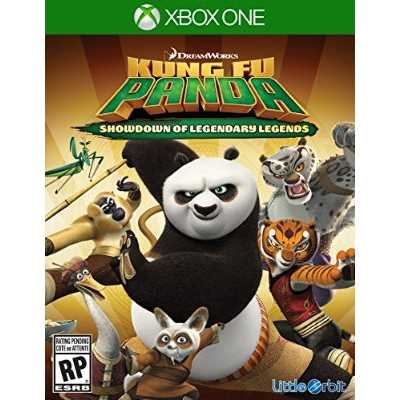 Refurbished Kung Fu Panda: Showdown of Legendary Legends - Xbox One