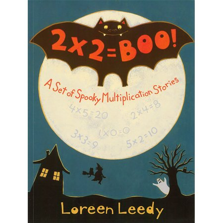 2 X 2 = Boo! : A Set of Spooky Multiplication Stories