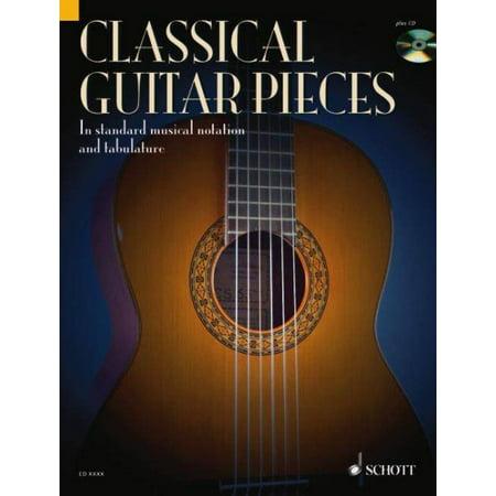 Classical Guitar Pieces