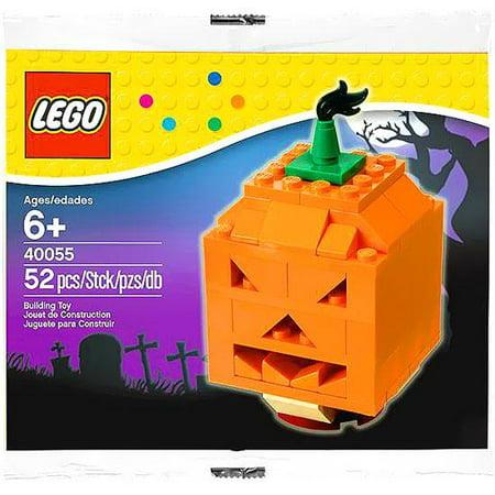 LEGO Halloween Pumpkin Mini Set LEGO 40055 - Lego Halloween Pumpkin