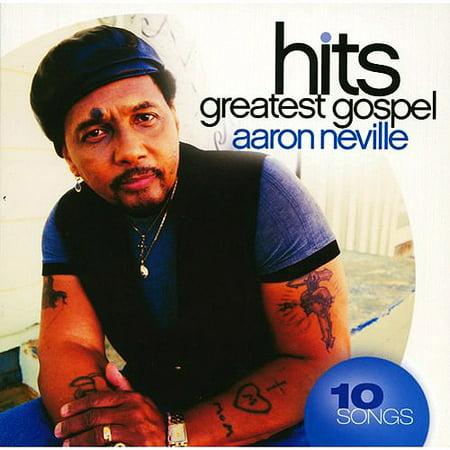 Greatest Gospel Hits  - Aaron Neville (CD) (The Very Best Of Aaron Neville)