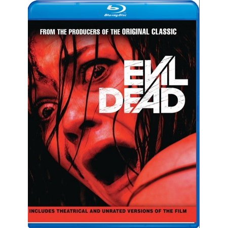 Evil Dead: Unrated [Blu-ray] for $<!---->