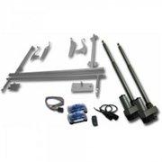 AutoLoc Power Accessories AUTTILTHDDD Universal Automatic Tilt Hood Kit with Remotes