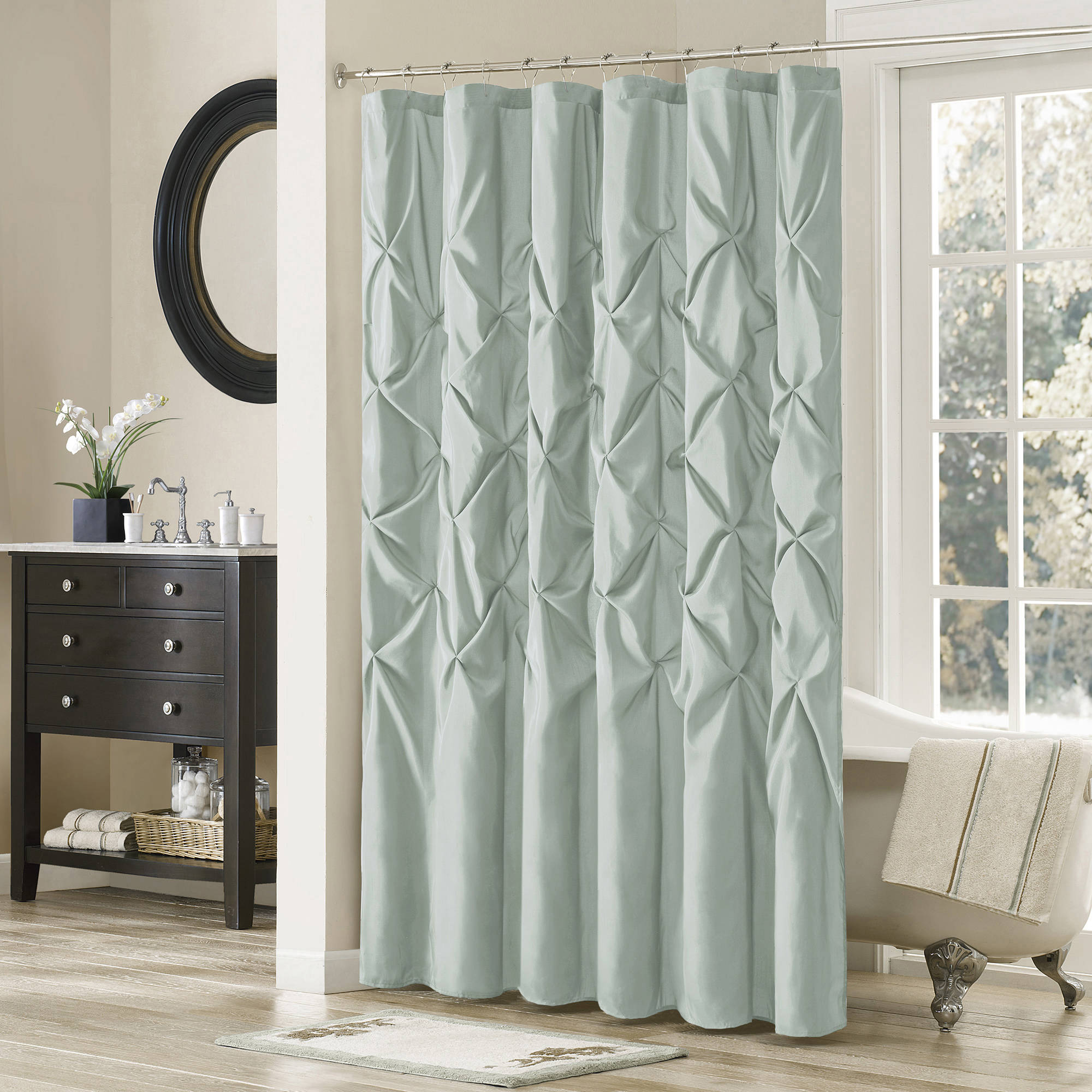 Home Essence Piedmont Shower Curtain