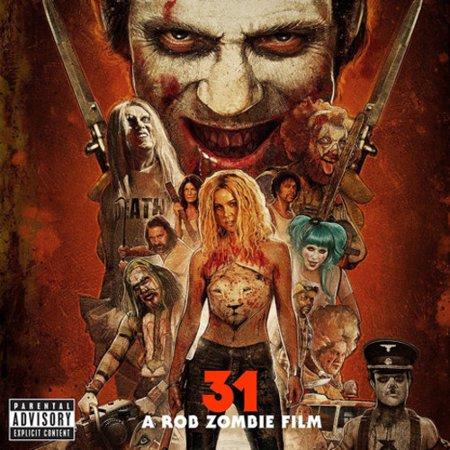 31: A Rob Zombie Film / O.S.T. - Rob Zombie Halloween Quotes