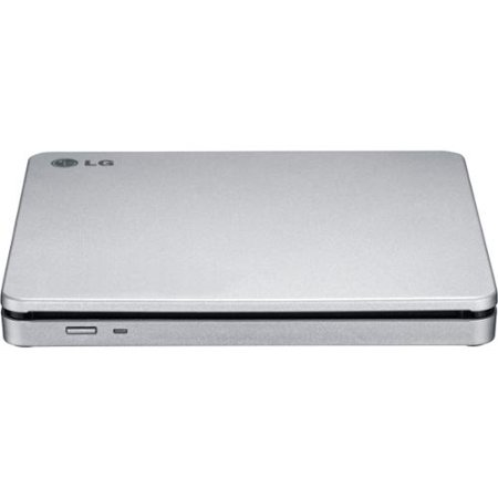 LG GP70NS50 Portable DVD-Writer - DVD-RAM/±R/±RW Support - 24x CD Read/24x CD Write/24x CD Rewrite - 8x DVD Re