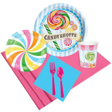 Sunshine Shoppe Supply (Candy Shoppe Party Pack For 8)