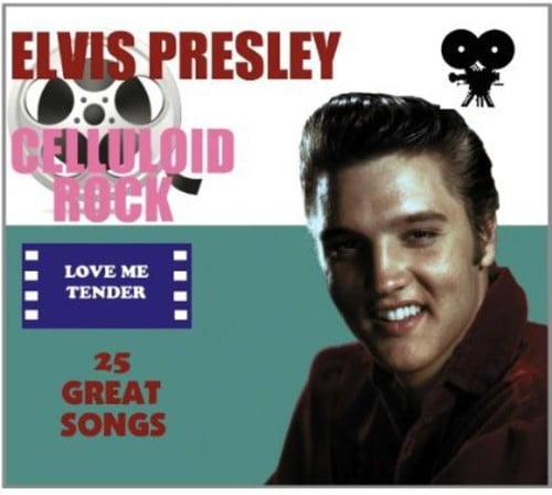 Elvis Presley - Celluloid Rock: Love Me Tender [CD]