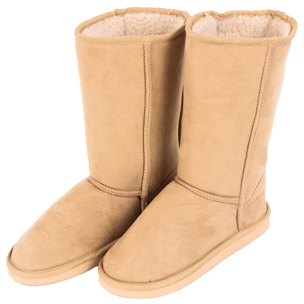 Cammie Women's Classic Faux Sheepskin Fur Winter Boots by Winter Boots