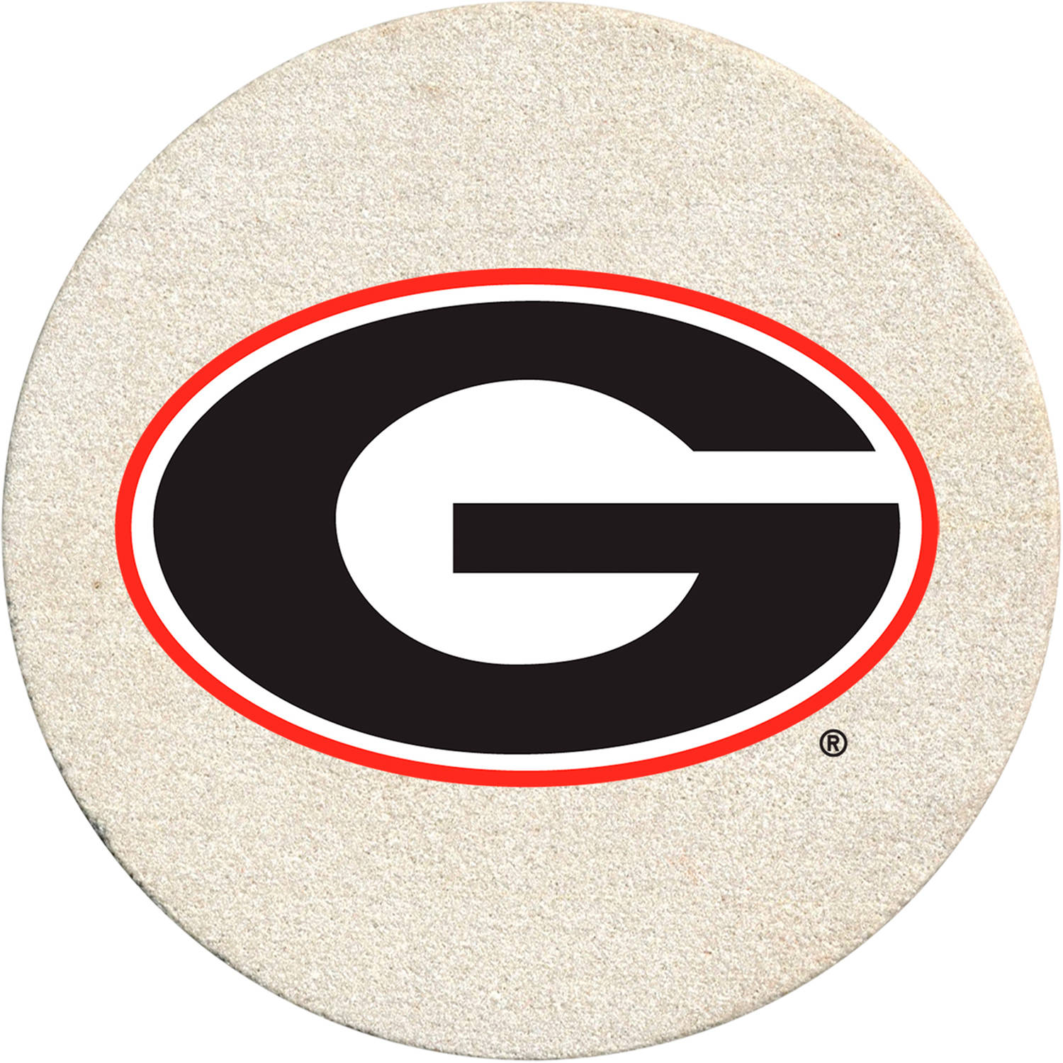 Thirstystone Drink Coaster Set, University of Georgia