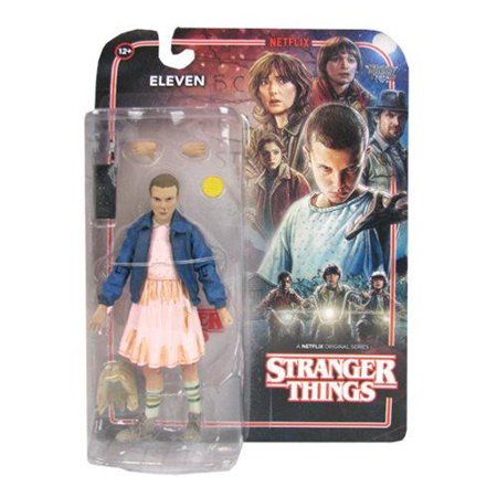 Mcfarlane Toys Netflix Stranger Things Eleven Action Figure