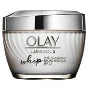 Olay Luminous Whip Face Moisturizer SPF 25, 1.7 oz