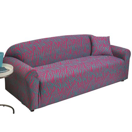 Jersey Knit Form Fit Stretch Furniture Slipcover, Sofa,