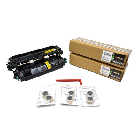 Nxycw 0NXYCW Genuine Original Dell 5230DN 5350DN 115V Fuser Maintenance KIT Assembly US Printer Parts & Maintenance Kits - Refurbished (115v Fuser Maintenance Kit)
