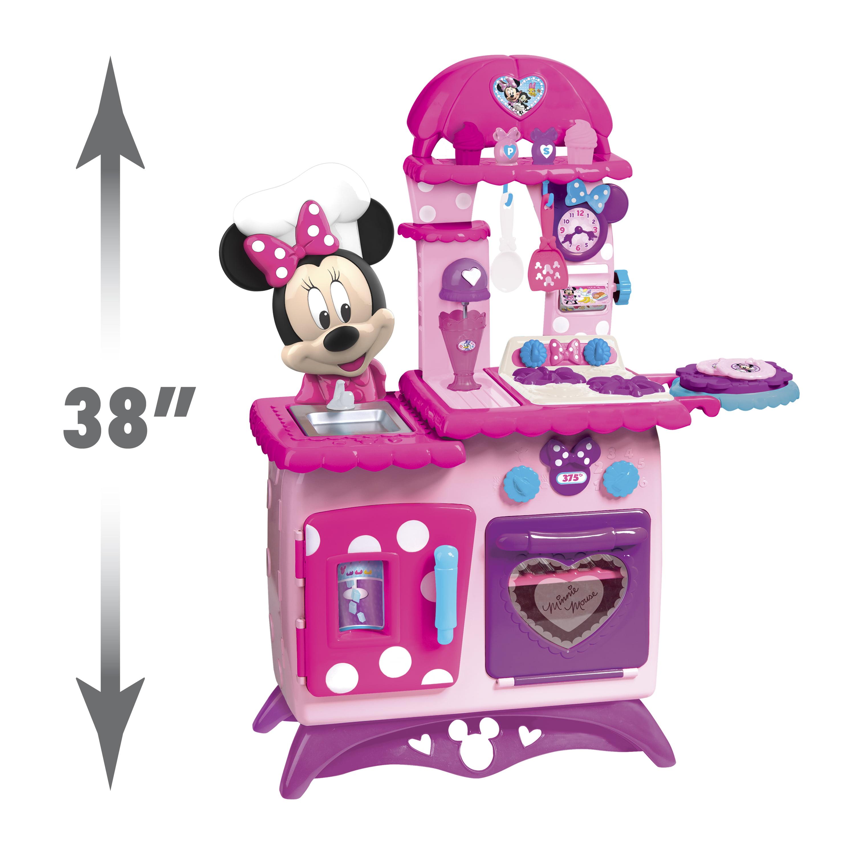 Minnie Mouse Flipping Fun Play Kitchens Walmart Com Walmart Com
