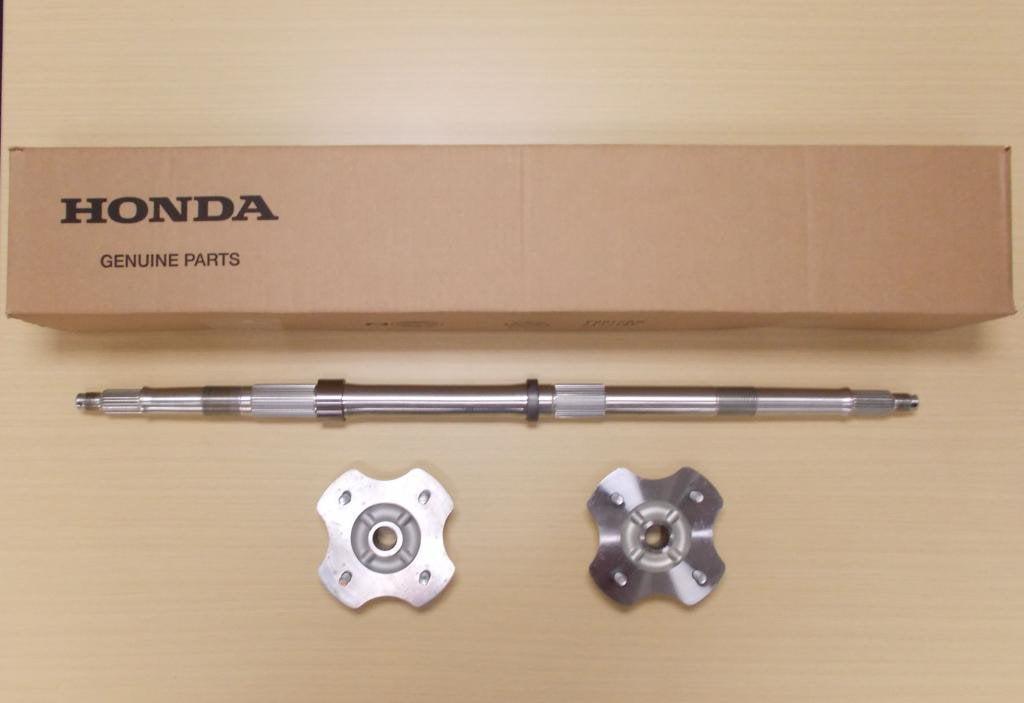 New 2007-2013 Honda TRX 420 TRX420 Rancher ATV OE Complete Seat