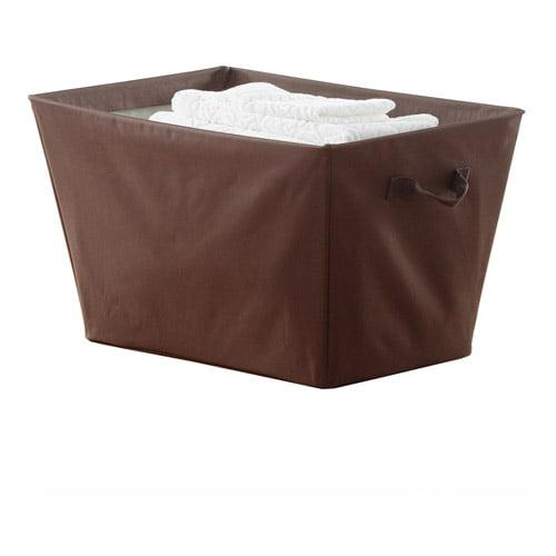Neatfreak Rectangle Laundry Hamper, Brown by Neatfreak