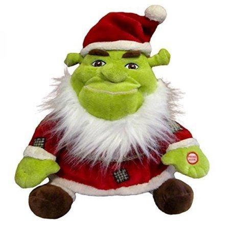 Hallmark Santa Shrek Talking 11