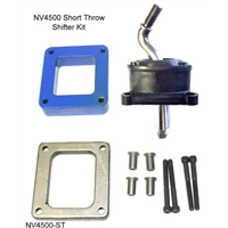 - NV4500 Short Throw Shifter Kit, NV4500-ST
