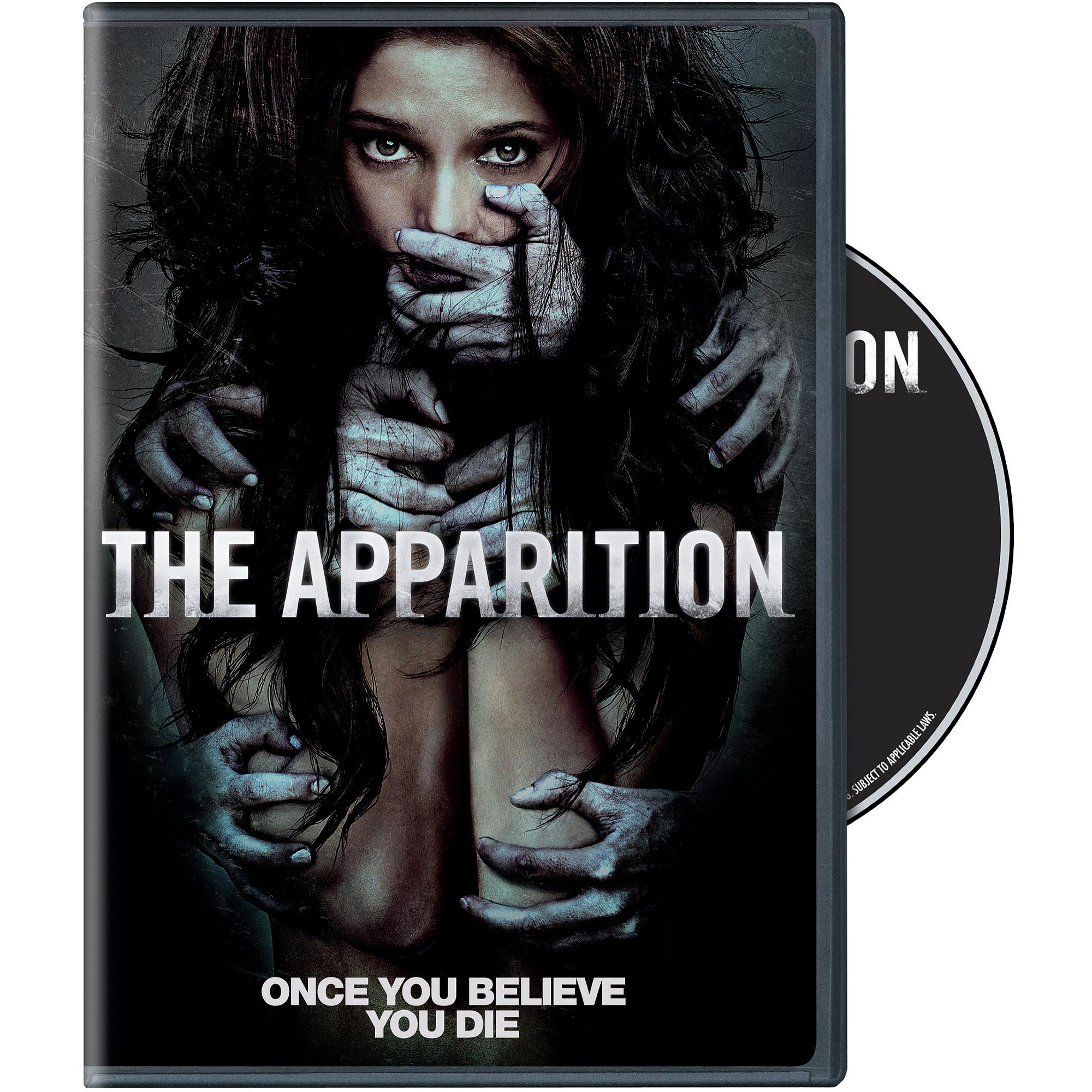 The Apparition (DVD   UltraViolet) (With INSTAWATCH) (Widescreen)