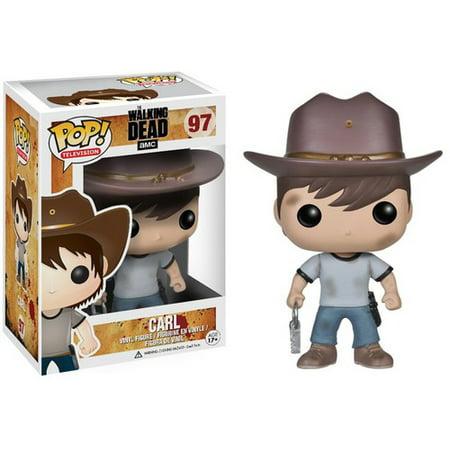Funko Pop  Television  The Walking Dead   Carl