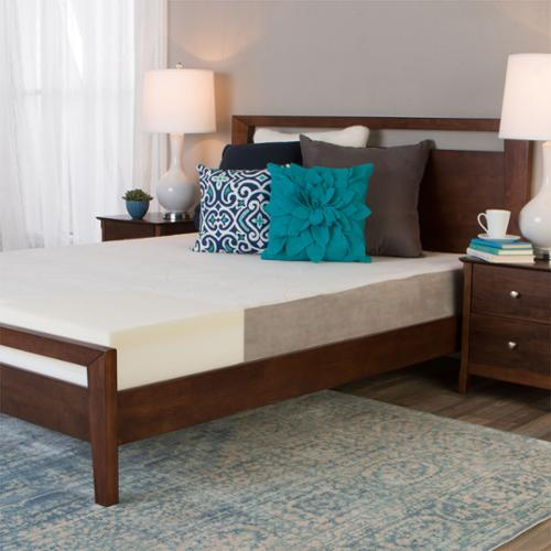 Slumber Solutions  Choose Your Comfort 8-inch King-size Memory Foam Mattress