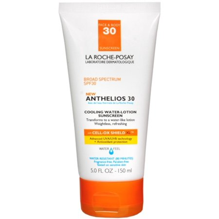 La Roche-Posay Anthelios 30 Cooling Water-Lotion Sunscreen 5 oz