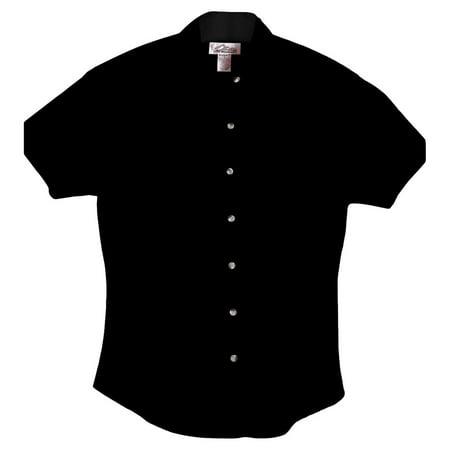 Tri-Mountain Women's Easy Care Button Down Twill (Easy Care Linen Shirt)